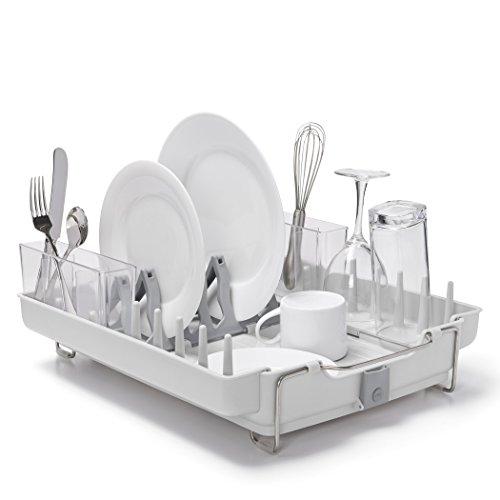 oxo-good-grips-estante-para-platos-plegable-color-gris