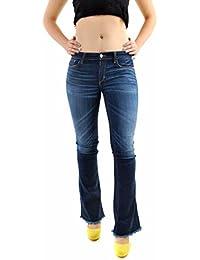 JOE'S JEANS Femme BEAVEN Classic Jeans Style OVDE5448 Bleu Taille W26
