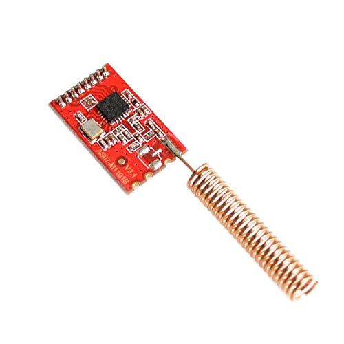 Price comparison product image DIYUKMALL 10PCS / LOT 433M CC1101 10mW Wireless Sender Receiver Module NRF905 / SX1212 / SI4432