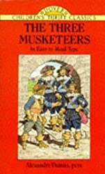 The Three Musketeers: In Easy-To-Read-Type (Dover Children's Thrift Classics) by Alexandre Dumas (2003-03-28)