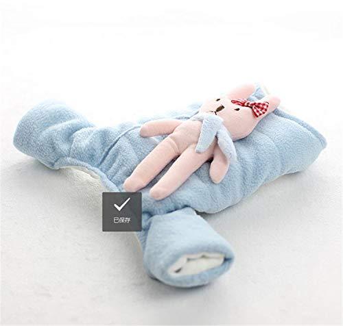 (Big Bear Rabbit Dog Clothes Komfortable warme Herbst und Winter Stil niedlichen Stil geeignet für kleine und mittlere Hunde und Katzen)
