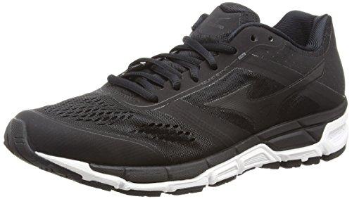 MizunoSynchro Mx - Zapatillas de running hombre , color negro  (negro