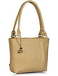 Fostelo Diana Women's Handbag (Beige)