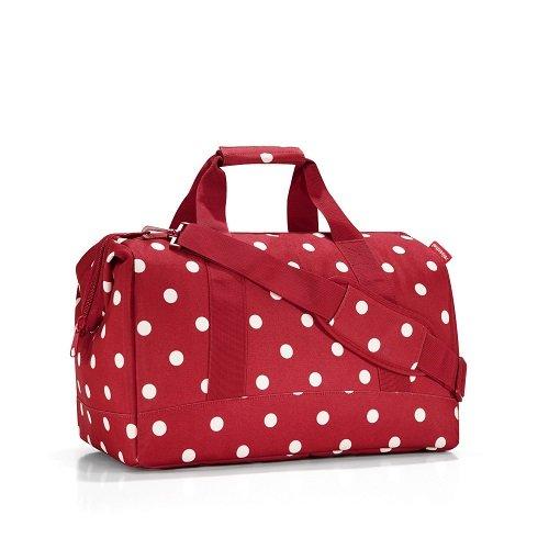 Preisvergleich Produktbild Reisenthel allrounder, L, ruby dots, MT3014