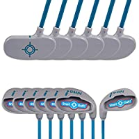 ShortGolf Club Pack Blue 55in - 140cm (8-11 Years)