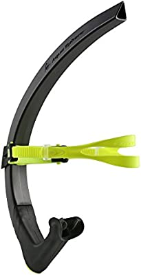 Aqua Sphere MP Michael Phelps Focus nadar snorkel-black