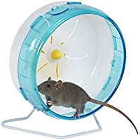 Pet Ting Premium Silent Spinners per Topi Hamster Gerbil ratti etc
