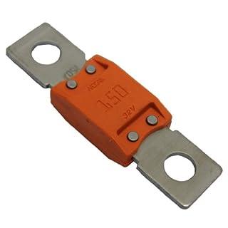 All Trade Direct 150 Amp Mega Fuse Orange
