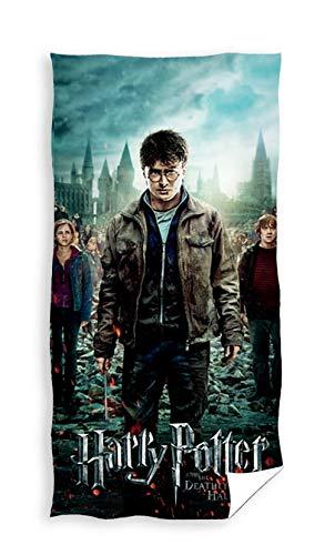 Harry Potter Handtuch Strandtuch 70x140 cm 100% Baumwolle