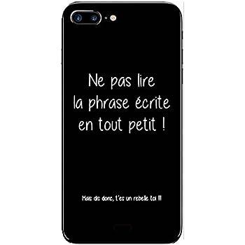 coque iphone 7 a texte