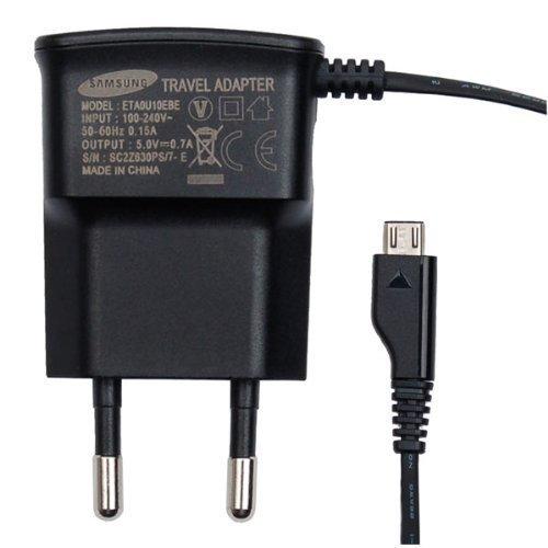 Original Samsung i8190Galaxy S3III MINI DEKO ETA0U10EBE Netzteil und Kabel Micro USB (Samsung Original Ladegerät 1)