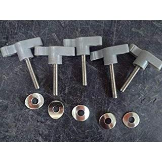 Wing Screws for Shower Chairs