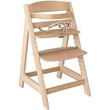 Roba Sit Up–Trona,, utilizable por el bebé–Trona Trona bishin para silla juvenil. Por flexible ajustable altura del asiento, con y sin cortar, diferentes colores