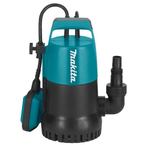 Makita PF0300 Elektrische Tauchpumpe, 240 V, 300 W, 140 l - Klein Tauchpumpen, Pumpe, ölwanne