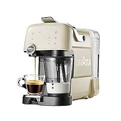 Idea Regalo - Lavazza Macchina Caffè Fantasia, 1200 Watt, Creamy White