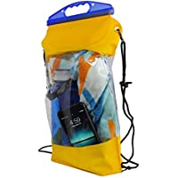 Seattle Deportes e-merse Go Pack, Unisex, Clear/Yellow