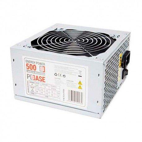 PC Case Gear EP-500 - Fuente de alimentación (500 W, 220 V, 50 - 60 H