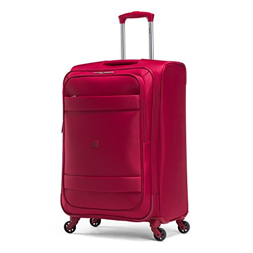 DELSEY PARIS INDISCRETE Koffer, 69 cm, 81 liters, Rot (Rouge) - 3