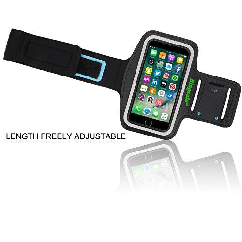 iPhone 7 Armband, Bingsale iPhone 7 Original Neoprene Deluxe Dual Fit Easy Fit Freizeit und Sport Armband Armtasche (iPhone 7) iPhone 7