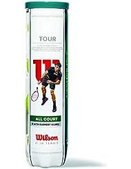 Balles de Tennis Wilson, Tour All Court