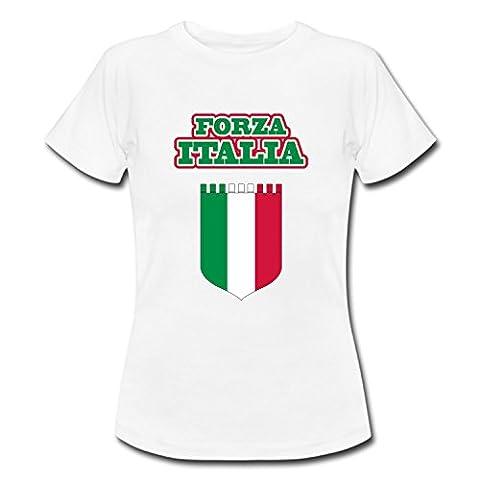 Yonacrea - T-Shirt Enfant - Italie - Euro 2016 -