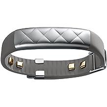 Jawbone UP3 - Monitor de actividad y sueño unisex, color plateado
