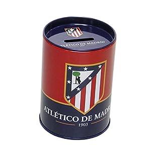 Atletico de Madrid- 0 Hucha cubilete Metalica de Atletico (CYP Imports PH-07-ATL)