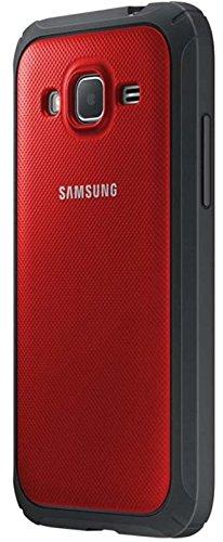Samsung Original Core Prime Robuste Schutzhülle Case Cover - Rot Samsung Mobile Keyboard