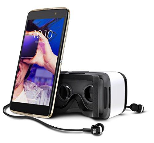 Alcatel Idos 4S - Smartphone Libre Android (Pantalla 5.5
