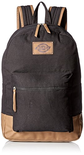 Dickies The Hudson Backpack, Black, One Size -