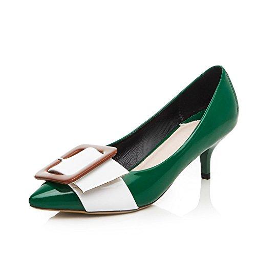 1TO9, Scarpe col tacco donna Green