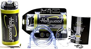 Hollywood Hcm 5 0 5 Farad Auto Hifi Kondensator Auto