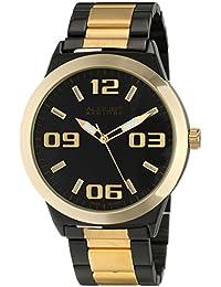 August Steiner Reloj Cuarzo suizo de la pantalla analógica de dos tonos Hombre