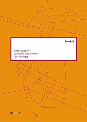 Lehrbuch des Swahili für Anfänger