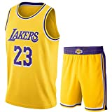 lebronJames,Basketball Jersey,Lakers, Sports Jersey,Breathable Quick Drying Vest