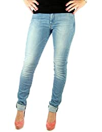 717d65a7 Diesel Hi - 0884 Vy X Super Slim Skinny women's Jeans