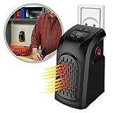 Stufa Elettrica Handy Heater Portatile Spina Presa Elettrica Da 15° A 32° 350w