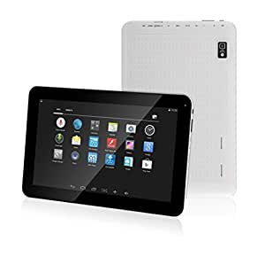 """10.1"""" DUAL CORE A20 ANDROID 4.2 JELLY BEAN Dual Camera TABLET PC APAD HDMI ROM16GB Bluetooth WHITE"""