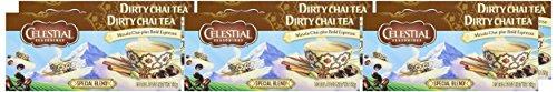 Celestial Seasonings Dirty Chai, 6er Pack (6 x 69 g)