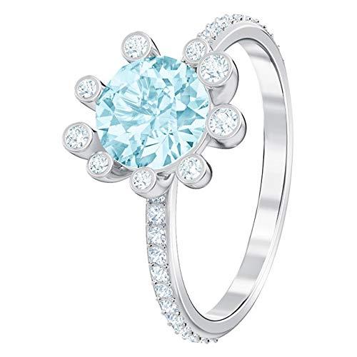 Swarovski Damen-Ringe Edelstahl Kristall \'- Ringgröße 55 5479929