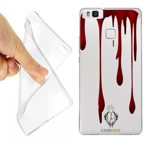 Custodia Cover Case Blood Sangue per Huawei P9