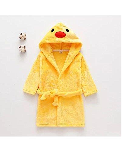 Bademantel Kind Kostüm Kapuzen - Matissa Kinder Robe Bademantel Tier Kapuzen Handtuch Robe Nachtwäsche Cosplay Kinder Kostüme Pyjamas