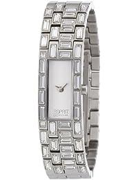 Esprit Collection - EL900282002 - P-Iocony - Montre Femme - Quartz Analogique - Cadran Argent - Bracelet Acier Argent