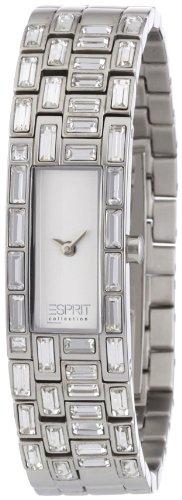 Esprit Damen-Armbanduhr Analog Edelstahl EL900282002