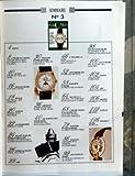 Telecharger Livres REVUE DES MONTRES LA N 3 du 01 09 1991 L OYSTER LA PERLE DE ROLEX AZZARO DUSSOLLIER L UN DESSINE L AUTRE JOUE AVEC LE TEMPS LE JARDIN SECRET D EBEL DES MONTRES D ARTISTES DES MONTRES REVEIL (PDF,EPUB,MOBI) gratuits en Francaise