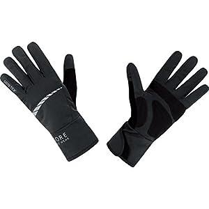 GORE BIKE Wear Guantes de Hombre para ciclismo de carrera, GORE-TEX, ROAD Gloves, Talla 9, GROADP990007