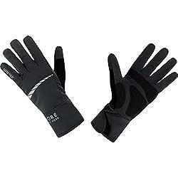 GORE BIKE Wear Guantes de Hombre para ciclismo de carrera, GORE-TEX, ROAD Gloves, Talla 7, GROADP990005