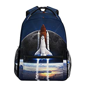 Cohete Espacial Mochila para Niños