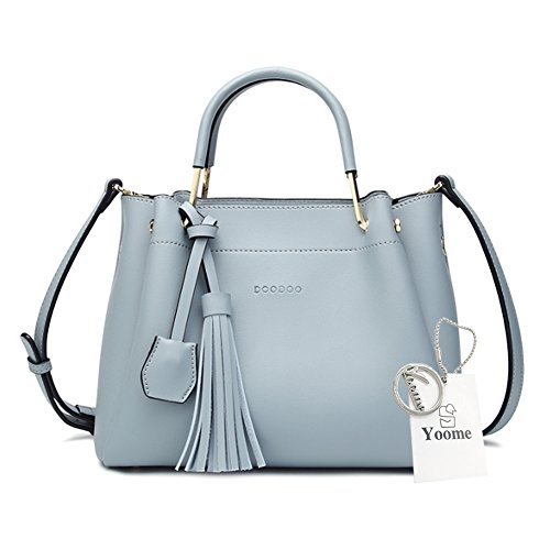 Borse eleganti per borse da donna delle borse per ragazze - Nero L.Blue