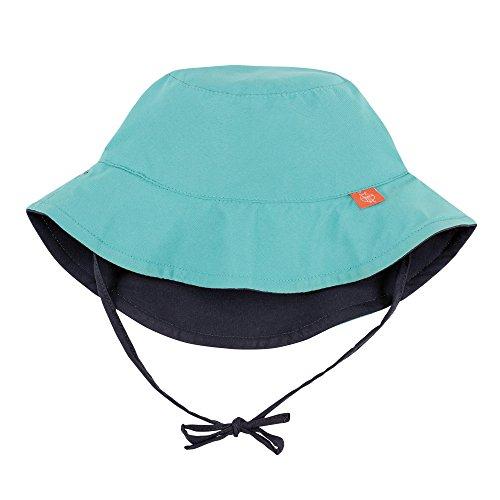 Lässig 1433005502 Baby Sun Protection Bucket Hat Sonnenhut, Aqua, Size: Tod 18-36 Monate, mehrfarbig